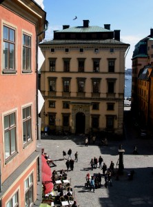 The Old Town - Coach HQ in Stockholm from Coaching Detective