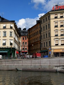 Old Town in Stockholm - Place for Coaching Detective